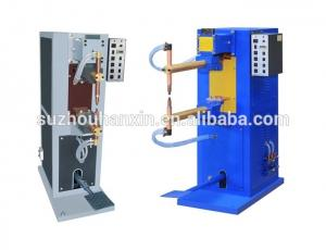 China Foot Pedal Spot Welding Machine with 50kva Portable Spot Welding Machine on sale
