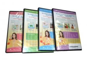 China All Regions Baby Learning Dvds , Baby Educational Dvds English Language on sale