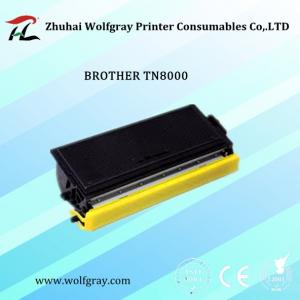 China Compatible for BrotherTN8000 toner cartridge on sale