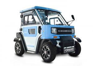 China Max 50km/H Small Electric Vehicles 72V 2.8KW Range 100-120km 35L Storage on sale