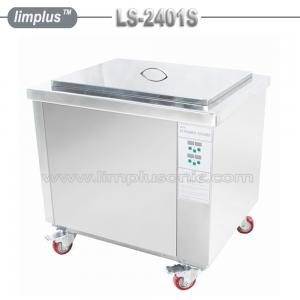 China Limplus 88Liter 40kHz SUS304 Ultrasonic Cleaning Equipment LS-2401S on sale