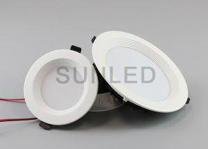 China Shallow Recessed LED Downlights Ultra Slim Design External LED with Driver smd downlight on sale