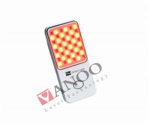 China Mini PDT LED Blue And Red Light Therapy Devices For Acne Scar Folliculitis Sunburn Removal on sale