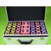 China Custom Pink Casino Poker Chip Set , Acrylic 760 Professional Poker Set on sale