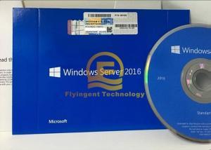 Quality Original Windows Server 2016 R2 Standard OEM License 64 Bit DVD Media for sale