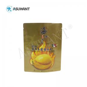 China Asuwant Stand Up Zipper Vacuum Pouch Snack Bag Packaging Plastic Material on sale