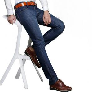 China New Arrival Men Jeans, Fashion Designs High Quality Workmanship Comfortable Feeling on sale