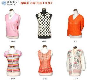 China Crochet Sweaters on sale