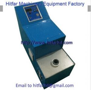 China 1KG Small Induction Furnace for melting gold/silver/copper/platinum and other precious metals on sale