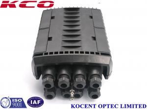 China Wall Pole Mountable 288 Cores Fiber Optic Splice Closure Enclosure Box KCO-JCD-288 on sale