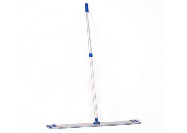 Aluminum Telescope Handle Microfiber Flat Mop , Kitchen Floor Mops ...