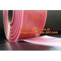 Pallet Bags Pallet Covers Poly Tubing Product Listing Printers Film Slide Top Zip Bag Red Bio Waste Bag, BAGEASE, PAC