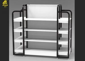 large grocery store shelves of steel layer and mdf layer yellow wood rh supermarketsteelracks sell everychina com