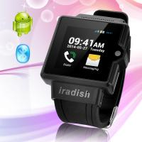 cheapest bluetooth watch mobile phone gear compliance to android and for iphone