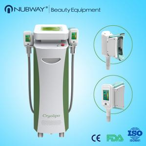 China 2016 Nubway immediate results fat freezing slimming machine cryolipolysis on sale