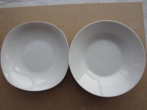 China Various Sizes Daily Use Custom Decal Porcelain Plate Dish,Meets FDA,LFGB,84/500/EEC Tests on sale