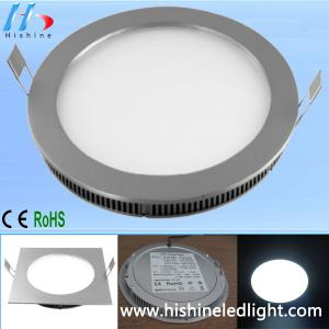 China Commercial High Brightness Slim white 16W 3528 / 3014 SMD LED Downlight on sale