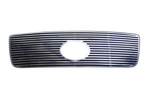 China Powder Coated Expanded Aluminium Metal Mesh Aluminum Billet Grille For Car on sale