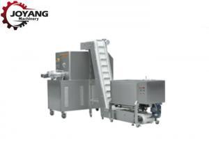 China Anti Rust Macaroni Pasta Maker , Pasta Manufacturing Equipment Simens Motor on sale