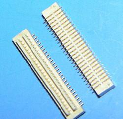 China 1A Tin Plated Pin Board To Board GPS Connector Molex Header , Height 0.5mm on sale