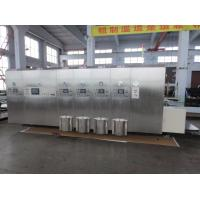 Corrugated Carton Box Making Machine , Slotting Die Cutting Machine