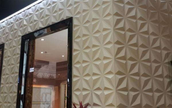 Light Weight 3d Pvc Wall Panels Sound Insulation Wall Board For Sopraporta For Sale Pvc Wall