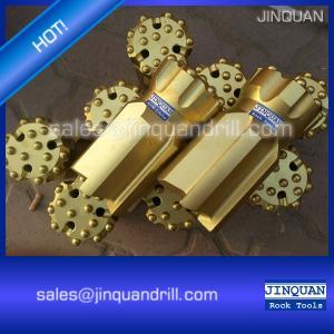 China underground blast hole drill tools on sale