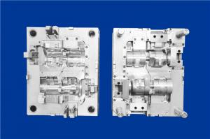 China 718H S136 Medical Plastic Molding Injection Mold Maker Customied Colors on sale