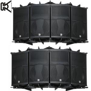 China Cvr Pro Audio Factory High Performance Line Array Box 12 Inch Plywood Speaker on sale