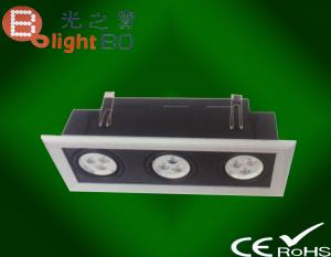 China Custom Indoor LED Spotlights / Exterior Lighting Fixtures For Home E26 on sale