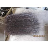 Black Horse Tail Hair 178mm Mixed PP Fiber For Making Brush VET FUM CO
