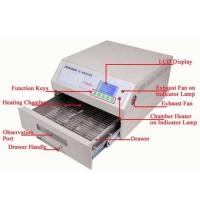 T962A Benchtop Reflow Oven 300*320mm 1500w IC Heater Infrared BGA Rework Station For SMD SMT