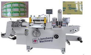 China PVC/PC electronic film/adhesive tap/camera cotton/EVA/EMI rotary die cutter for sale on sale