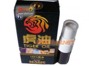 China Tiger Oil Man Up Sex Oil Herb Medicine on sale