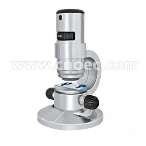 China Silver 1.3M CMOS USB Handheld Digital Microscope For Learning A34.5501 on sale