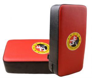 China Wholesale red blue black  PU EVA foam taekwondo target pad for sales on sale