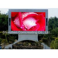 China IP65 p10 outdoor LED display video electronic display boards 2 Years Warranty on sale