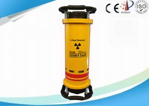 China Portable NDT Inspection Equipment , Ceramic Tube Digital Ultrasonic X Ray Flaw Detector on sale