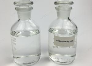 China High Purity 100% Hydrazine Hydrate CAS 7803-57-8/302-01-2/10217-52-4 on sale