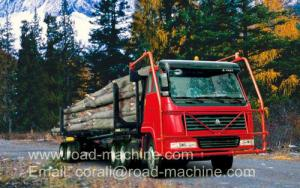 China China brand new supply STERY 40TON 6X4 Log Carrier/hot selling for South America on sale