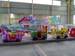 china supplier factory price amusement park train rides electric car mini shuttle kid game ride on car