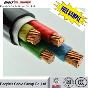 China Manufacturer in China produce high quality Copper/Aluminium Conductor XLPE Insulation Cable on sale