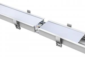 China Recessed LED Linear Light 120° Beam Angle With 3 Years Limited Warranty on sale