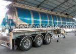 3 Axle Aluminium Fuel Tank Trailer 42000L