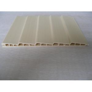 China Interior WPC Wall Panel , Wood Plastic Composite Sliding Door Panel on sale