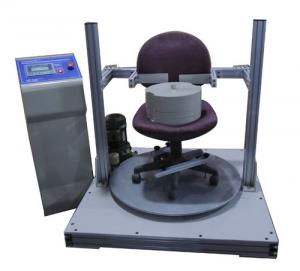 China EN 1335 Furniture Testing Machine Chair Swivel Testing Machine on sale