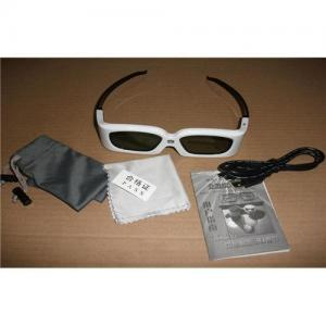 China hot-selling dlp link 3d glasses with foldable glasses leg on sale