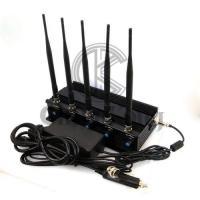 WIFI GPS Office Cell Phone Jammer 2-40m Jam Radius Continous Running