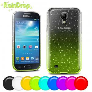 China Universal Luxury Galaxy S4 mini soft Tpu Samsung Cell phone Covers 9 colours on sale