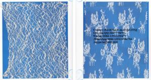 China Nylon Lace Fabric on sale